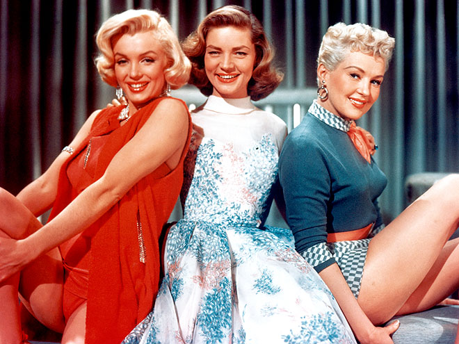 How to Marry a Millionaire (1953) photo | Betty Grable, Lauren Bacall, Marilyn Monroe