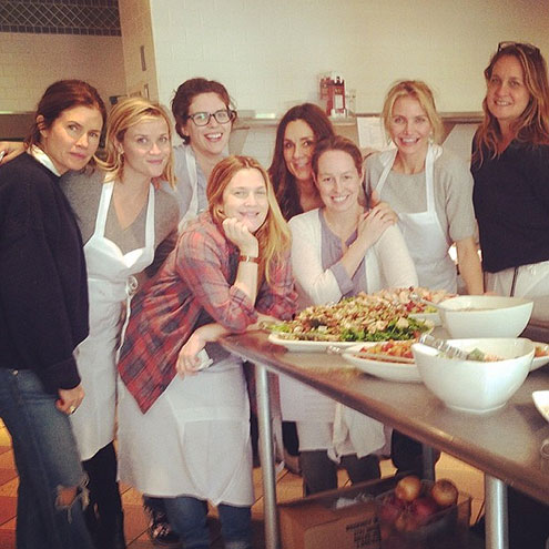 NAPA VALLEY photo | Cameron Diaz, Drew Barrymore, Reese Witherspoon