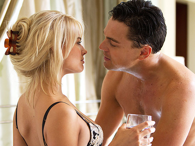 photo | Leonardo DiCaprio, Margot Robbie
