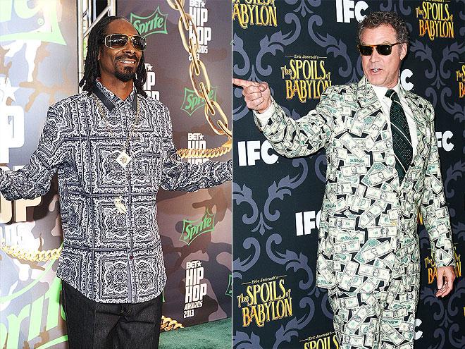 photo | Snoop Dogg, Will Ferrell