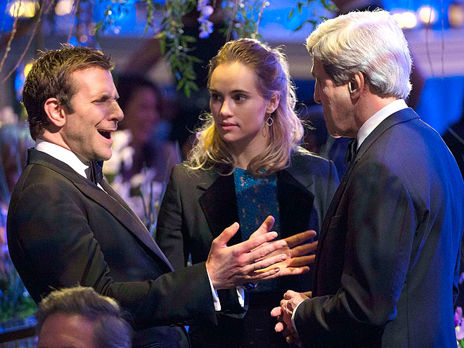 photo | Bradley Cooper, John Kerry