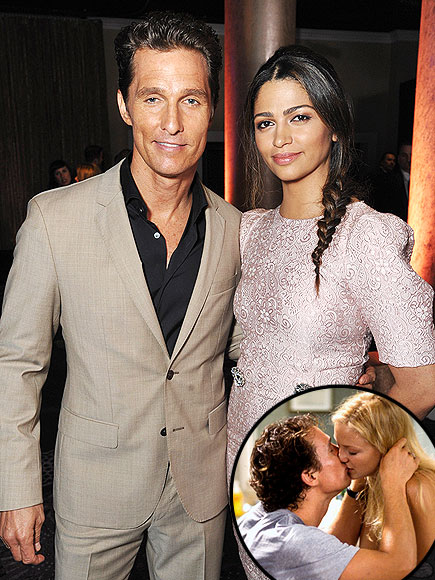 photo | Camila Alves, Kate Hudson, Matthew McConaughey