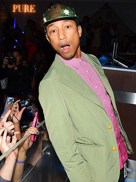 photo | Pharrell Williams