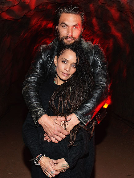 photo | Jason Momoa, Lisa Bonet