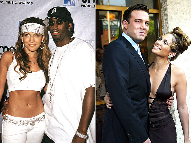 photo | Ben Affleck, Jennifer Lopez, Sean \P. Diddy\ Combs