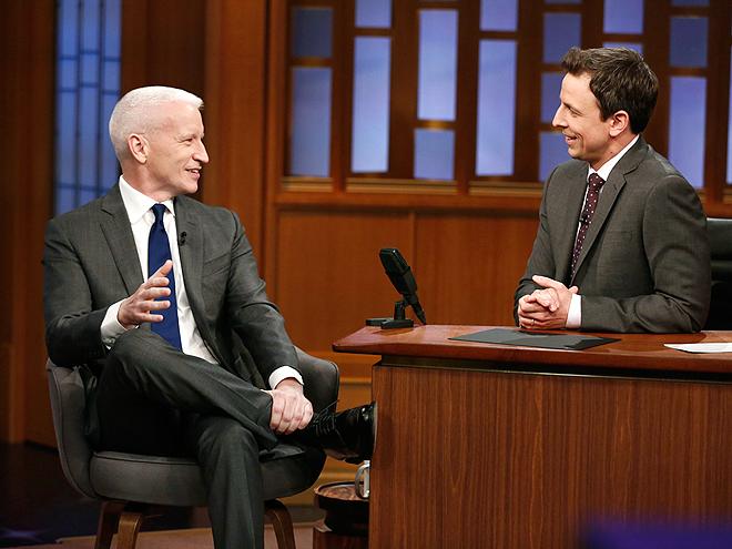 photo | Anderson Cooper