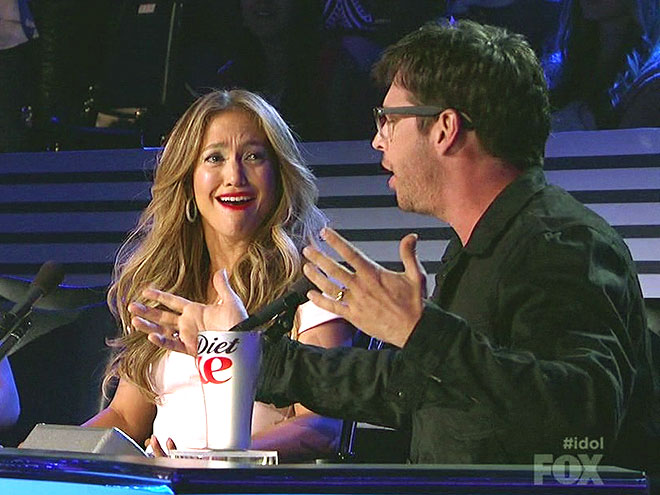 photo | Harry Connick Jr., Jennifer Lopez