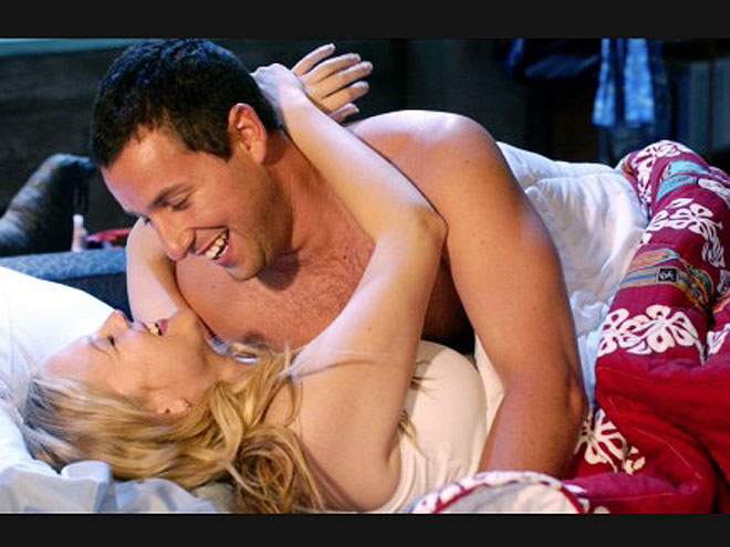 photo | Adam Sandler, Drew Barrymore
