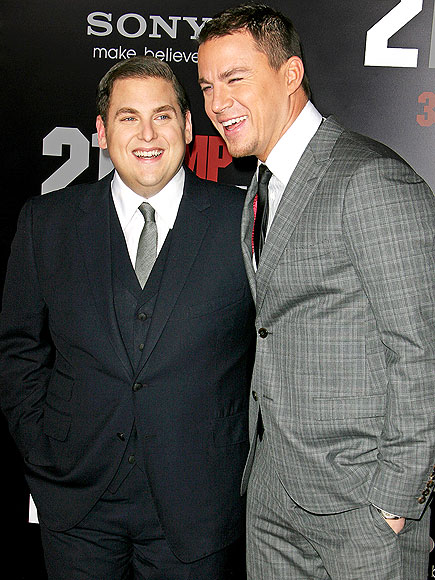 photo | Channing Tatum, Jonah Hill