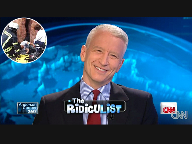 Watch Kelly Ripa Successfully Fluster Anderson Cooper (VIDEO)  Anderson Cooper, Andy Cohen, Kelly Ripa