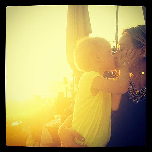 photo | Hilary Duff