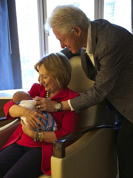 photo | Bill Clinton, Hillary Rodham Clinton