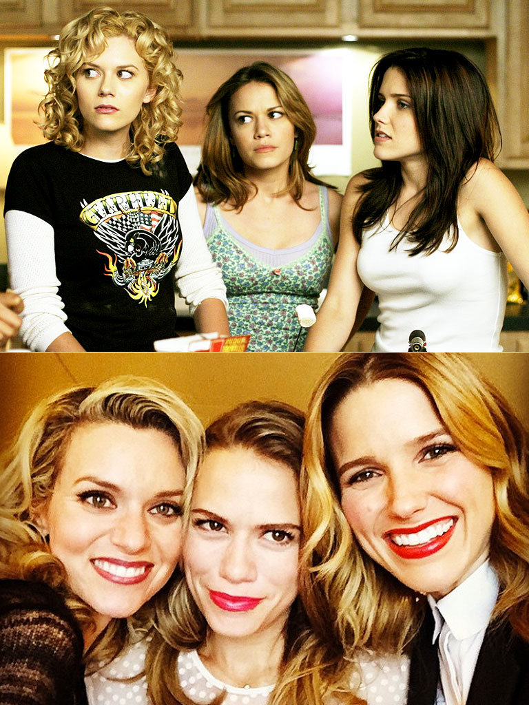 Are Any One Tree Hill Actors Hookup
