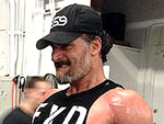 Check Me Out: Stars' Workout Shots | Joe Manganiello