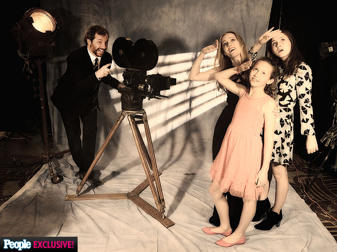 GANG'S ALL HERE photo   Judd Apatow, Leslie Mann