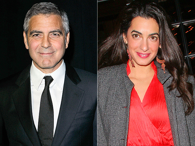 AMAL ALAMUDDIN photo | George Clooney