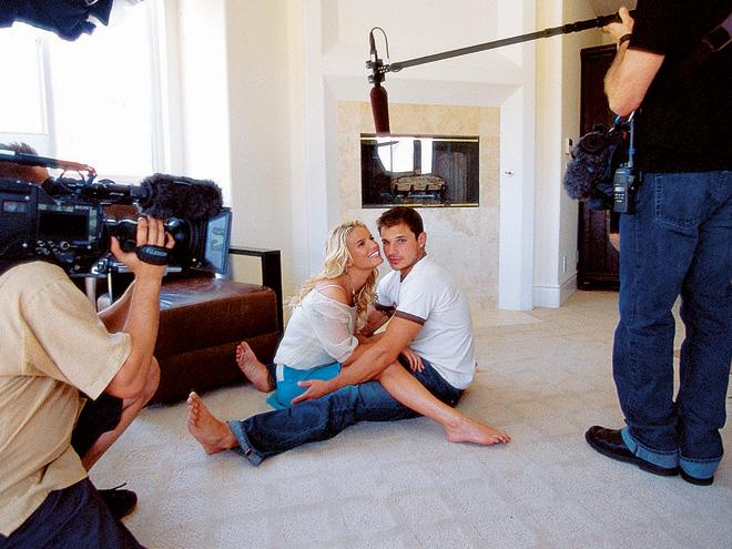 JESSICA & NICK: 8 MONTHS photo | Jessica Simpson, Nick Lachey
