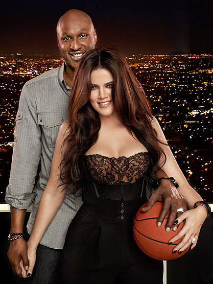 KHLOÉ & LAMAR: 1 YEAR, 7 MONTHS photo | Khloe Kardashian