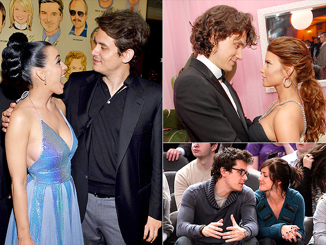 JOHN MAYER: BUSTY BRUNETTES  photo | Jessica Simpson, John Mayer, Katy Perry, Minka Kelly