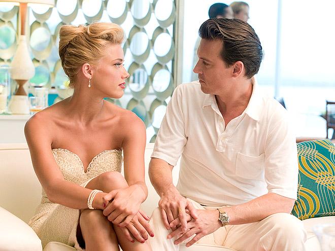 A PRETTY PAIRING photo | Amber Heard, Johnny Depp