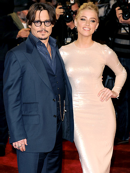 STRICTLY BUSINESS photo | Amber Heard, Johnny Depp