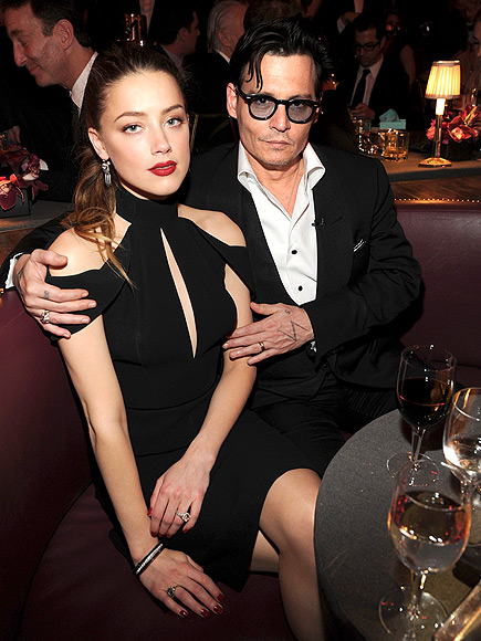 NOT MEANT TO BE photo | Amber Heard, Johnny Depp