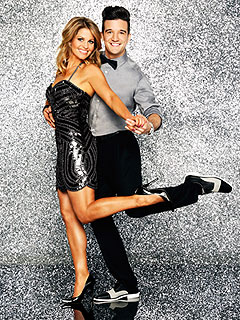 Candace Cameron Bure's DWTS Blog: 'My Footwork Is Jumbled' | Candace Cameron, Mark Ballas