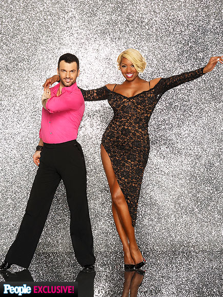 NENE LEAKES & TONY DOVOLANI photo | NeNe Leakes, Tony Dovolani