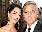 George & Amal's Globe-trotting Romance