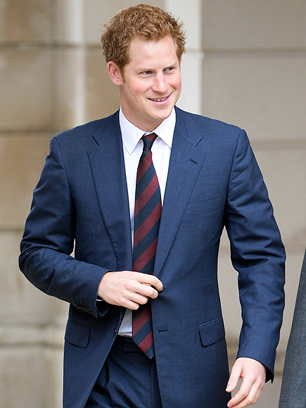 THE SINGLE BIRTHDAY BOY photo | Prince Harry