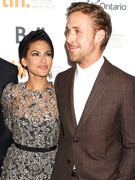 EVA & RYAN photo | Eva Mendes, Ryan Gosling