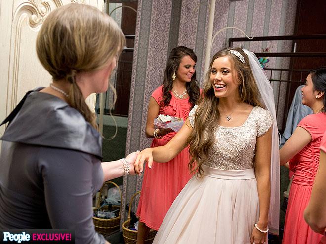 Jessa duggar wedding date in Brisbane