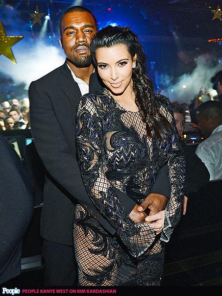 photo | Kanye West, Kim Kardashian