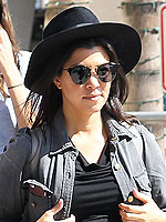Kourtney Kardashian Pregnancy Style