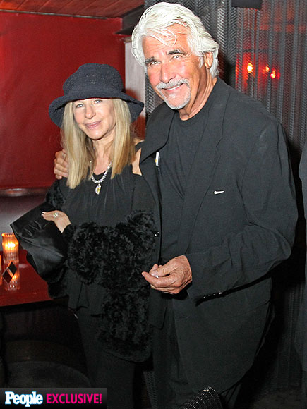 IT'S A MATCH! photo | Barbra Streisand, James Brolin
