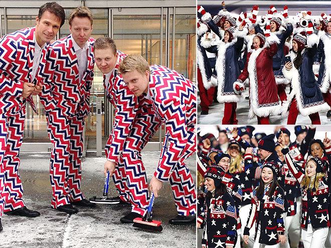 THE OUT-THERE FASHIONS photo   Winter Olympics 2014