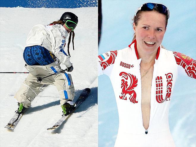 THE WARDROBE MALFUNCTIONS photo | Winter Olympics 2014