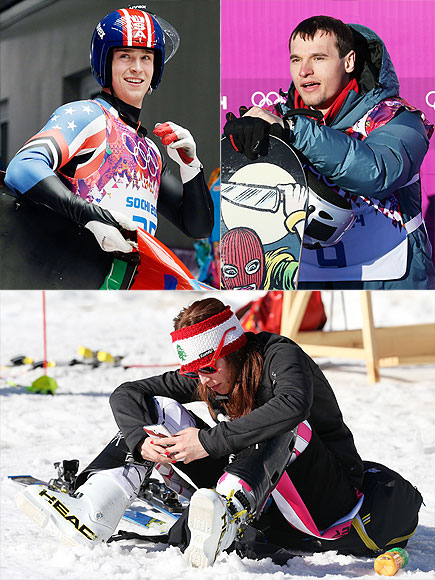 THE LOVE CONNECTIONS photo | Winter Olympics 2014