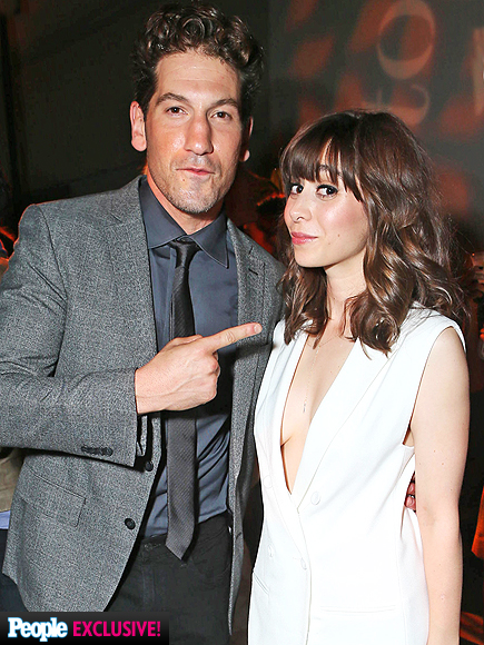 TV TWO photo | Cristin Milioti, Jon Bernthal