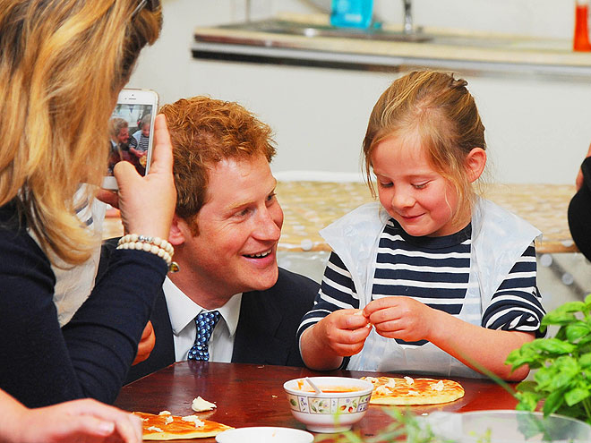 AT FIRST BLUSH photo | Prince Harry
