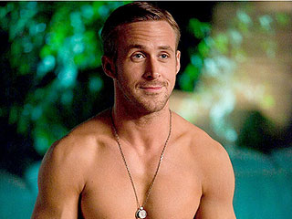 10 Hot Shots of Eva Mendes's Baby Daddy, Ryan Gosling