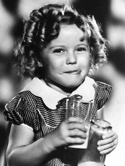 A STAR IS BORN photo | Shirley Temple