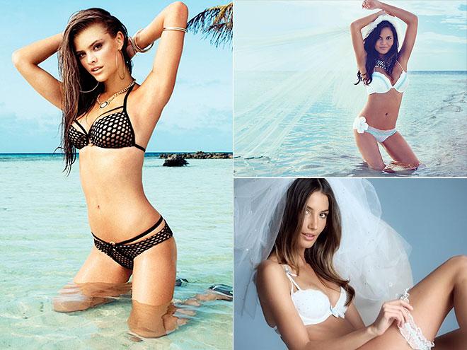 5. THEY'RE ESTABLISHED MODELS photo | Chrissy Teigen, Lily Aldridge