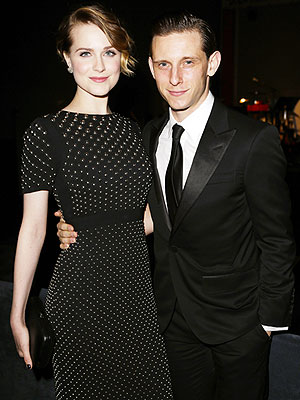 Evan Rachel Wood and Jamie Bell Have Split After Two Years of Marriage