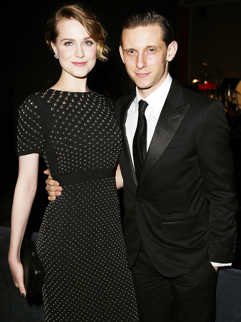 Evan Rachel Wood and Jamie Bell Have Split After Two Years ...