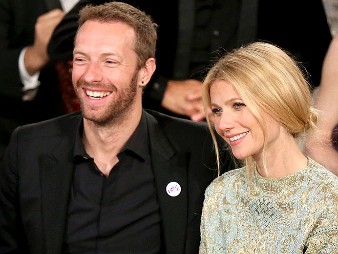GWYNETH & CHRIS