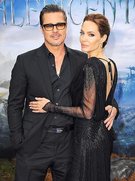 BRAD PITT & ANGELINA JOLIE photo   Angelina Jolie, Brad Pitt