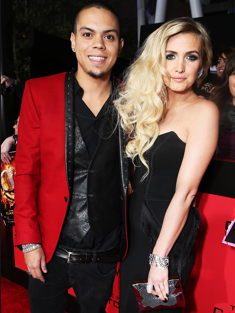 Ashlee Simpson and Evan Ross Are Married - Couples ...