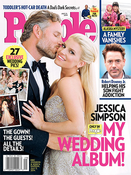 JESSICA SIMPSON & ERIC JOHNSON photo | Jessica Simpson