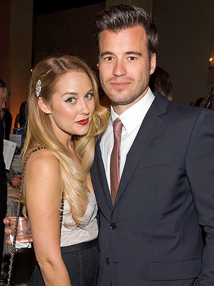 LAUREN CONRAD & WILLIAM TELL photo | Lauren Conrad